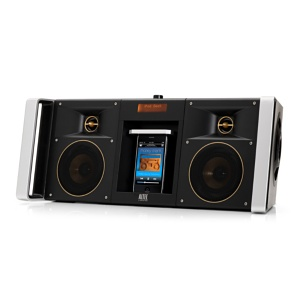 MIX iMT800 Digital Boombox Speakers for iPhone and iPod - Altec Lansing