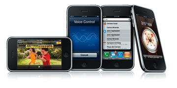 iPhone 3GS 新機能イメージ