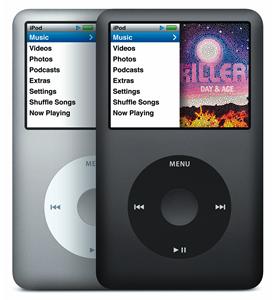 iPod classicイメージ