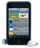 iPod touch2.0 App Storeイメージ