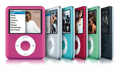第3世代iPod nano
