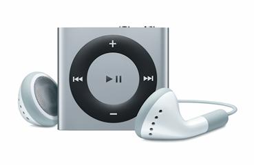 第4世代iPod shuffle(4th Gen.)画像