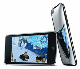 iPod touch 2nd Gen Fall '2008イメージ